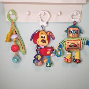 Bundle of Baby Sensory Toys
